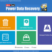 MiniTool's Power Data Recovery Review Image
